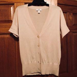 LOFT Short Sleeve Prima Cotton Size L